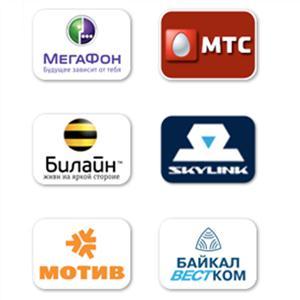 Операторы сотовой связи Койгородка