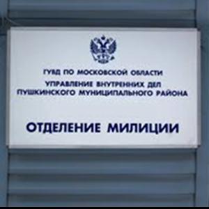 Отделения полиции Койгородка